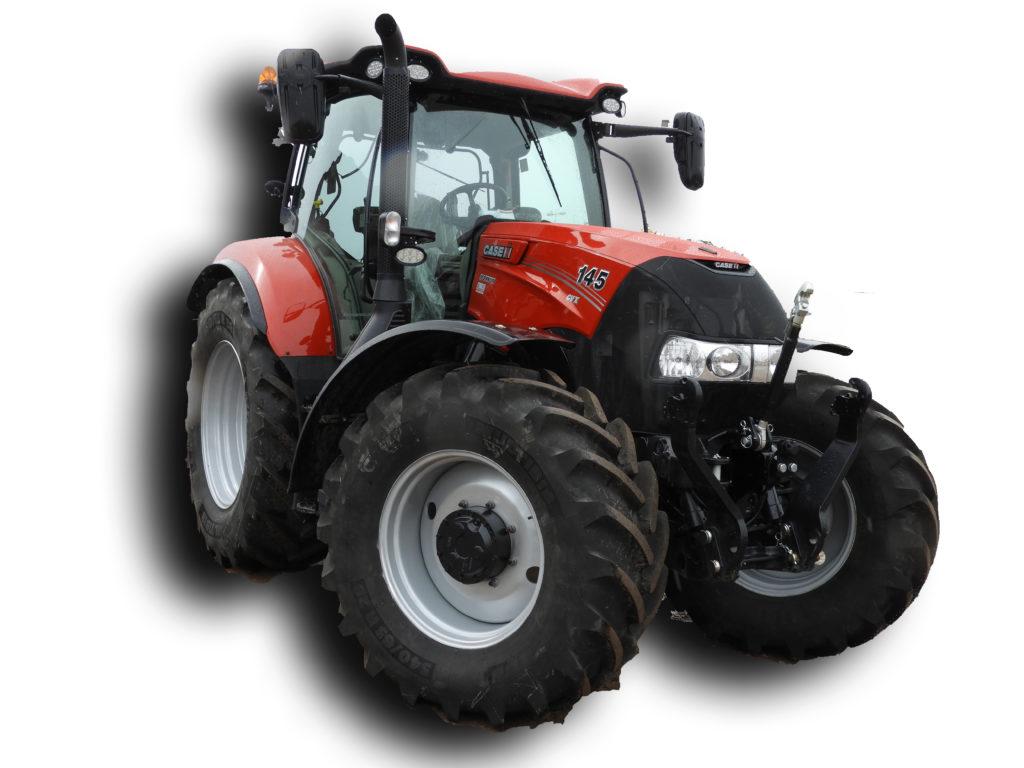 Case-CVX-MAXXUM-145 tractor